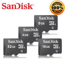 SanDisk micro SDHC Memory Card Class 4 micro SD Card TF Card