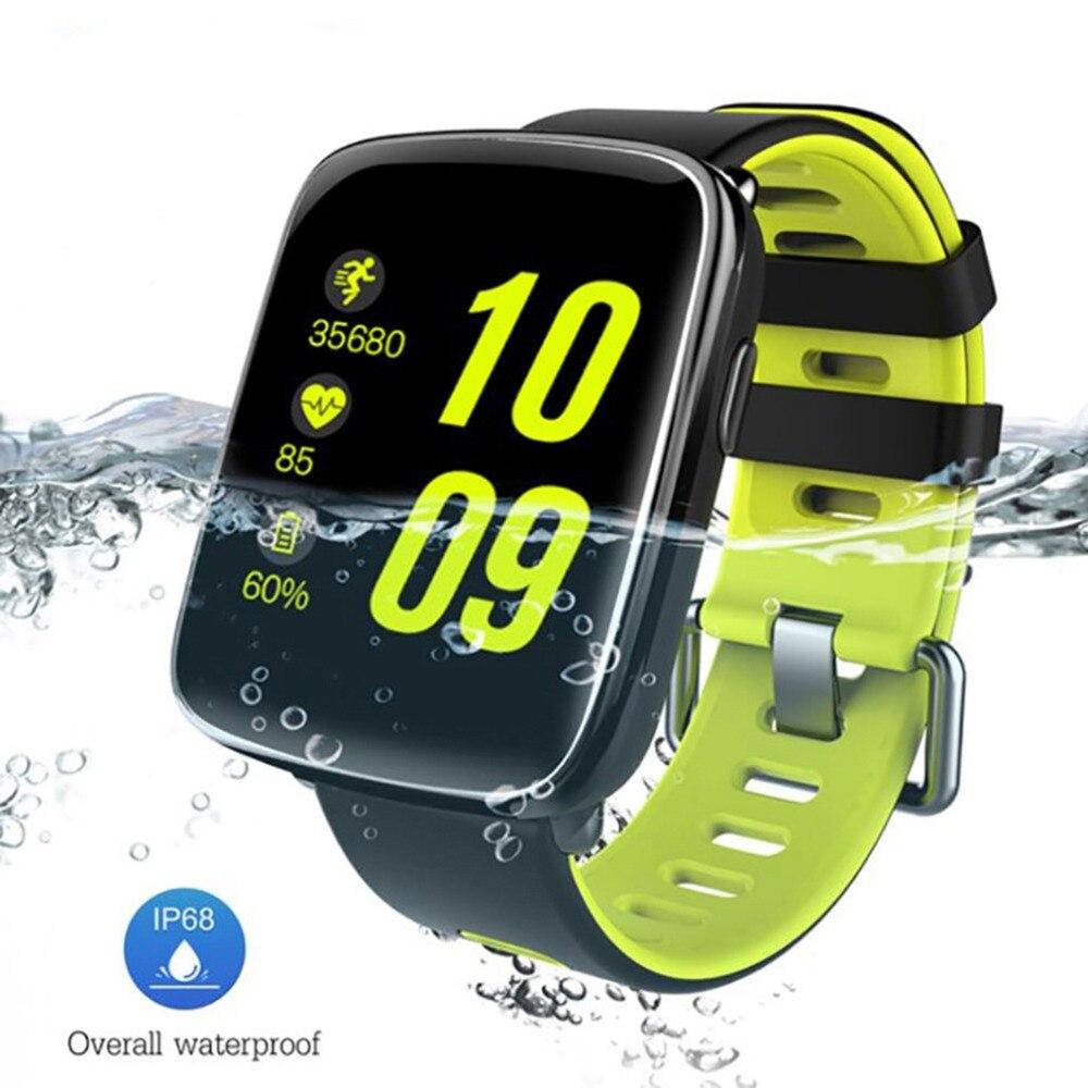 Smart Watch GV68 Bracelet IP68 Waterproof MTK2502 Bluetooth 4.0 SmartWatch Wearable device Heart Rate Monitor for iPhone AndroidSmart Watch GV68 Bracelet IP68 Waterproof MTK2502 Bluetooth 4.0 SmartWatch Wearable device Heart Rate Monitor for iPhone Android