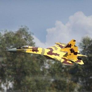 Image 2 - Freewing KIT davion rétractable/avion, modèle rc télécommande ou PNP, EDF, modèle jumeau 70mm, Su35, SU 35