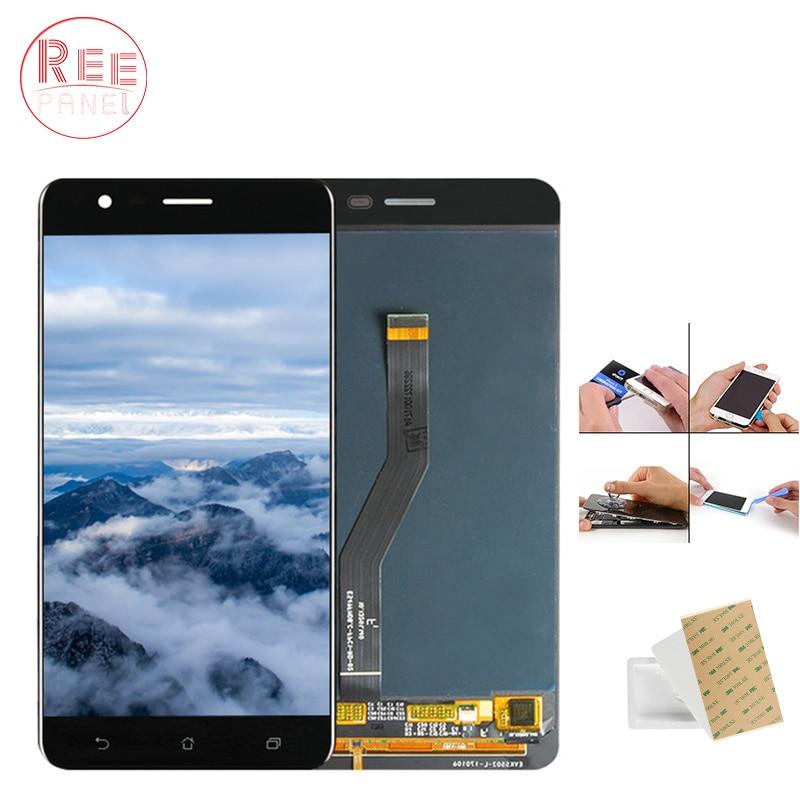 Nouvel Affichage D'origine Pour ASUS Zenfone 3 Zoom ZE553KL LCD Écran Tactile Digitizer pour ASUS Zenfone Zoom S ZE553KL Affichage panneau