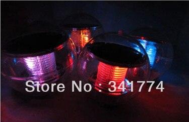 Luz De LED Солнечный Шар Подводные пруд Газон Путь Настенные светильники Hyundai Solaris дорога гирлянда для сада наружной отделки