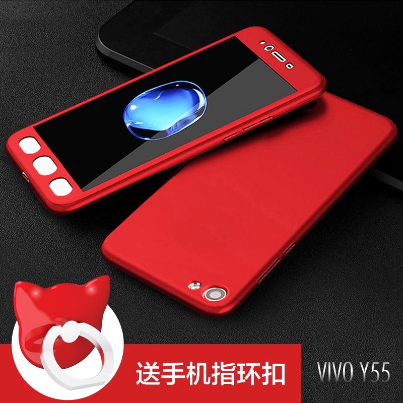 Hard Plastic Pc Case For Bbk Vivo Y55 Y55s 360 Full Cover