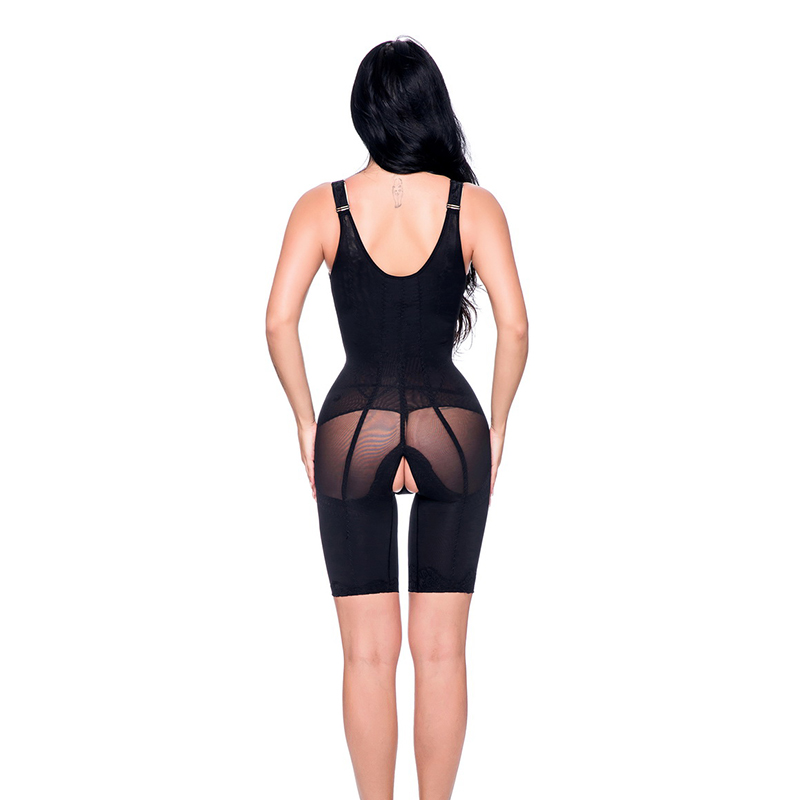 Women's Full Body Shaper Underbust Slimming Corset ...