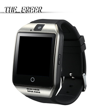 Casual Smart Watch с цифровыми наручными часами Facebook Facebook Whatsapp Twitter Sync Поддержка iOS Android TF Card Мужчины Bluetooth