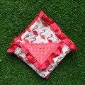 Супер мягкая удобная Бесплатная доставка 2015 горячие продажа детские большой цветок одеяло