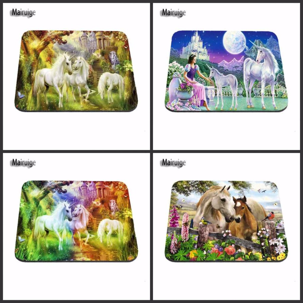 Top Selling New Arrival Customized Mouse Pad Mythical Legend Unicorn ...