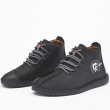 2019  Men Boot Shoes  Snow Boots Lace Up Waterproof Snow Boots Men Winter Waterproof Warmboot Snow Woman Driving Shoes 48
