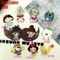 Japanese Harajuku Estilo de Dibujos Animados Altman Pequeño Monstruo Huppah Kity Lindo Simpson Insignia Broche de Accesorios de La Joyería de Regalo Al Por Mayor