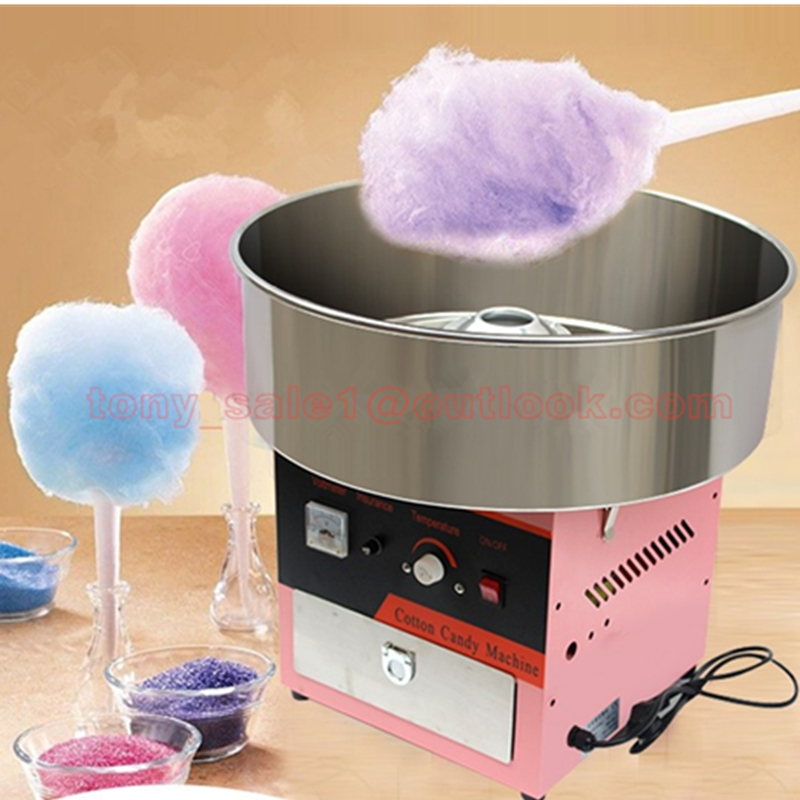Best Price Commercial Electric Cotton Candy Maker Automatic Sweet Cotton Candy Machine Sugar Fancy Cotton Candy Maker many flavour professional cotton candy machine cotton candy machine price low price cotton candy machine