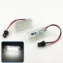 Special for automobile License plate lamp Ford 5D Focus/Mondeo/Fiseta LED