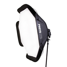 bowen mount S type softbox flash 95cm Flexible Box Roof External Photography Portable Flexible oftbox