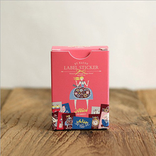 Alice In Wonderland Stickers For DIY Scarpbooks