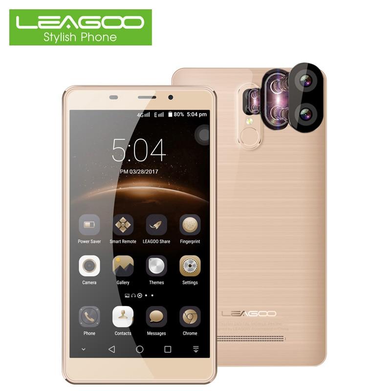 Leagoo M8 Pro Smartphone 5 7 Inch HD MT6737 Quad Core 2GB RAM 16GB ROM 4G