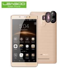 Leagoo M8 Pro Smartphone 5.7 Pouce HD MT6737 Quad Core 2 GB RAM 16 GB ROM 4G Téléphones Cellulaires Double Retour Caméras Android 6.0 Mobile Téléphone