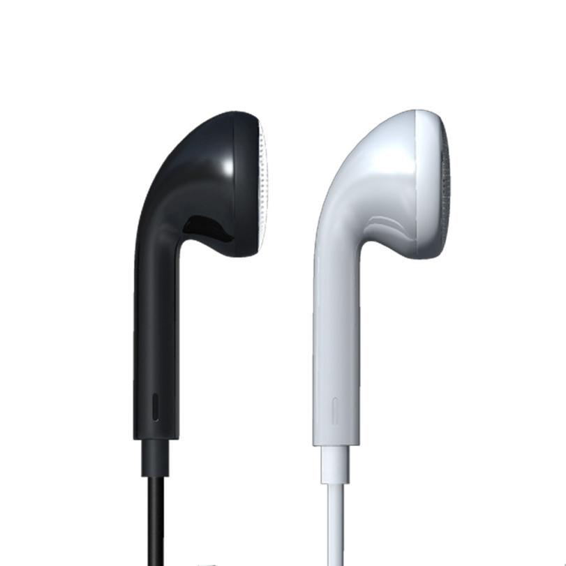 все цены на  HL 2017 REMAX RM-303 Stereo In-Earphone With Mic Earbud Headphones For Mobile Phone drop shipping aug21  онлайн