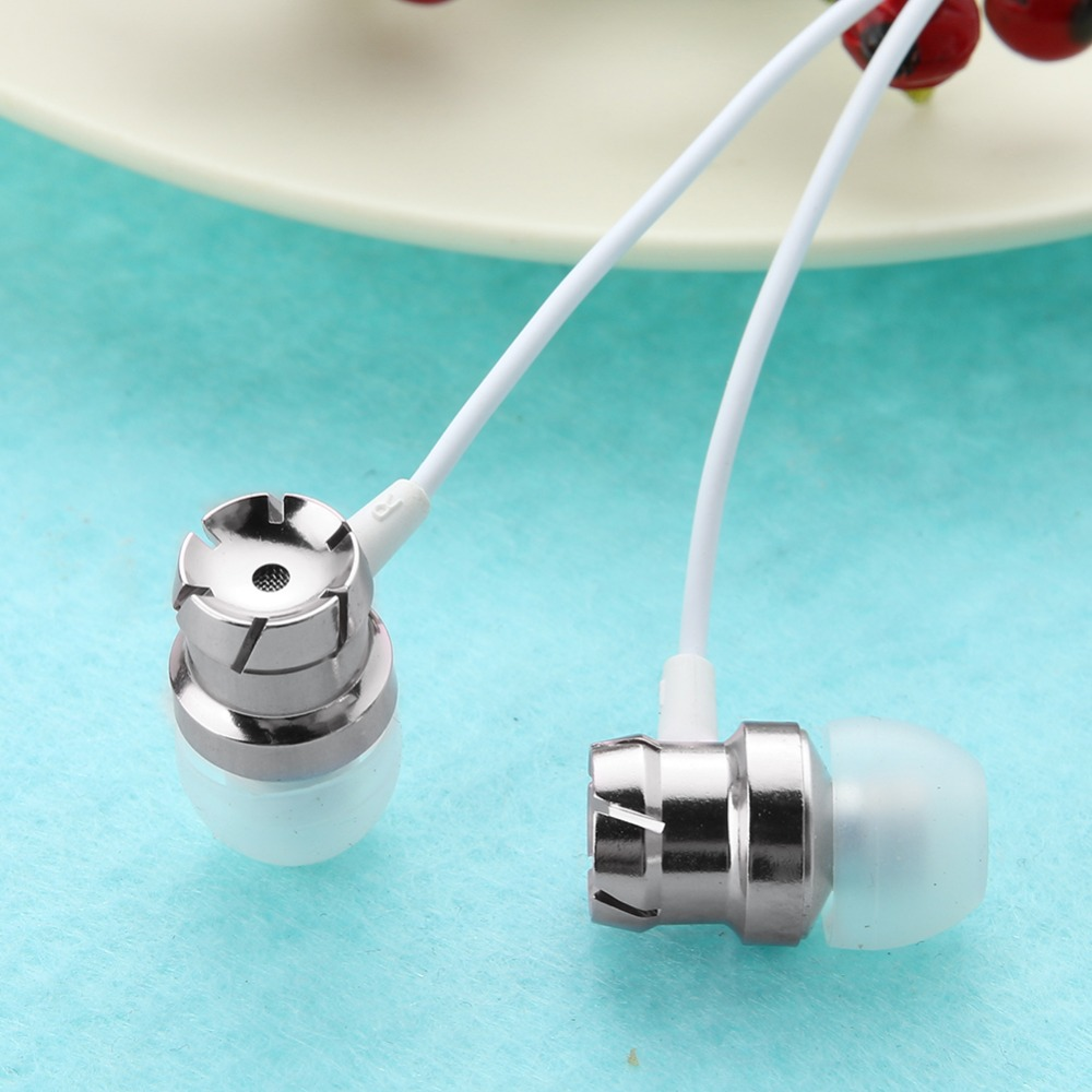 Մետաղ ականջակալներ ականջակալներ Turbo - Դյուրակիր աուդիո և վիդեո - Լուսանկար 5
