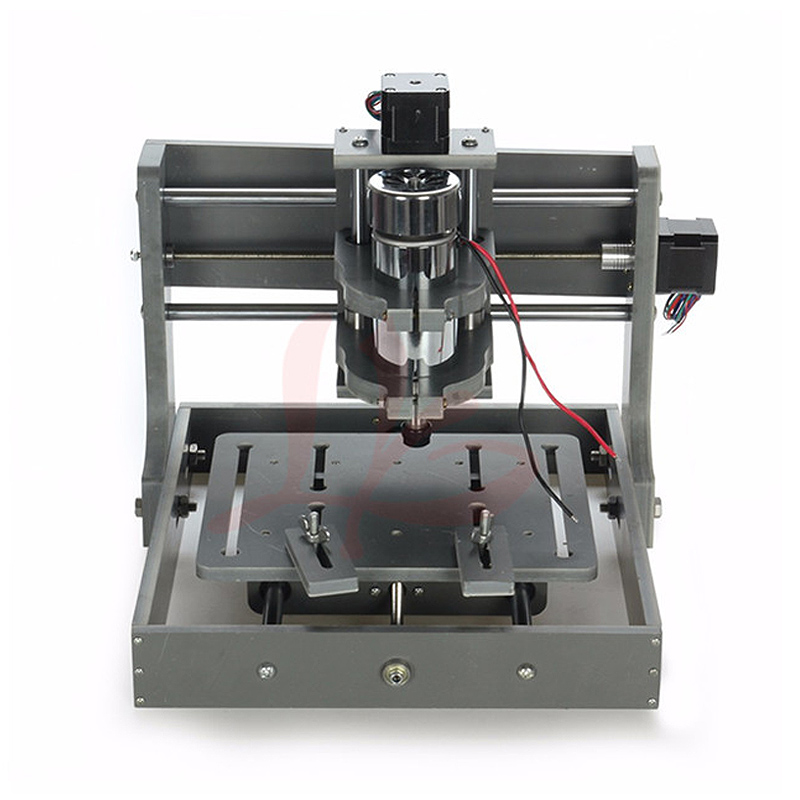 Small Working Area Mini CNC Milling Machine LY 2020 CNC Machine with Parallel USB Port