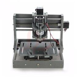Mały obszar roboczy Mini frezowanie CNC maszyna LY 2020 CNC z równoległym portem USB w Frezarki do drewna od Narzędzia na