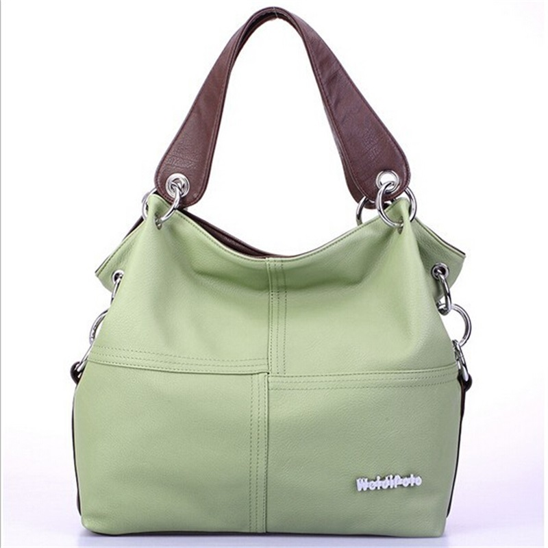045680921e New Arrival Large capacity simple solid color handbag Simple conventional  durable handbag-in Top-Handle Bags from Luggage   Bags on Aliexpress.com