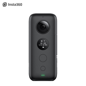 Image 2 - Insta360 ONE X 5.7K VR 360 Action Camera For iPhone & Android Insta 360 Battery Charger Bullet Time Invisible Selfie Stick