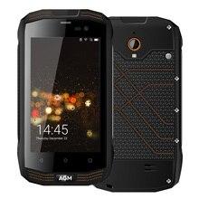ORI G инал AGM A2 Рио 4.0 4 г LTE IP68 Водонепроницаемый мобильный телефон Android 5.1 Qualcomm MSM8909 Quad Core 2 г + 16 г SOS NFC Смартфон