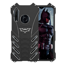 Luxury Batman Aluminum Metal Case For Honor 20i Coque Slim Hard Shockproof Back Cover Huawei 20 Lite 10i