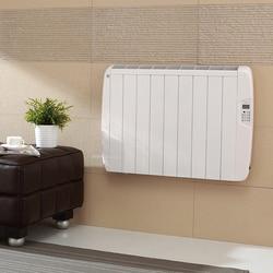 Radiateurs électriques Eco Art 2600 W avec Thermostat LCD intégré