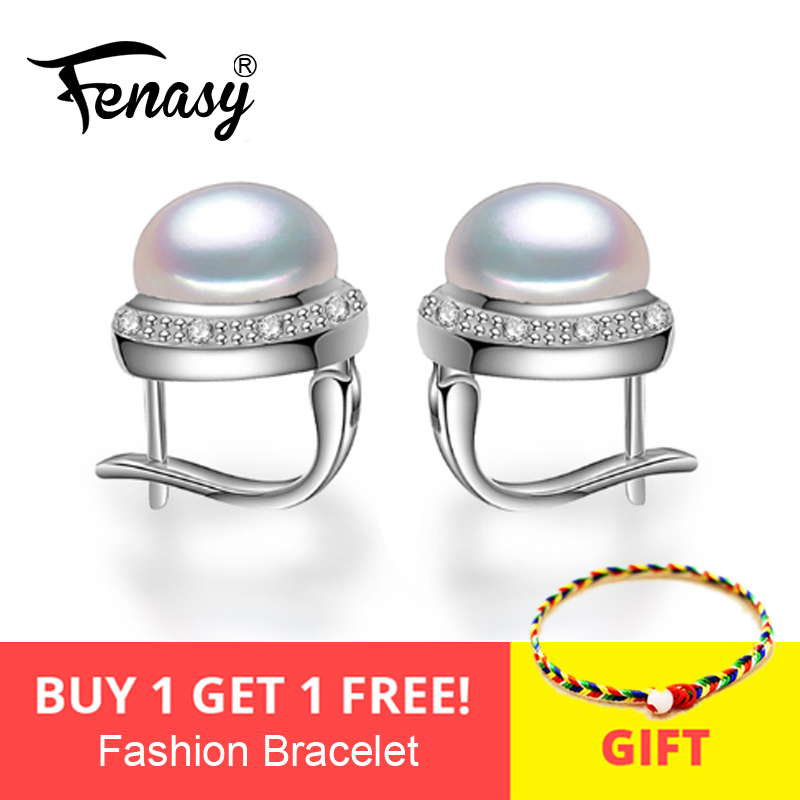 FENASY pearl jewelry natural...