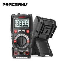 PRACMANU Цифровой мультиметр 6000 Counts AC/DC Амперметр Вольтметр Ом Портативный Напряжение метр мультиметр