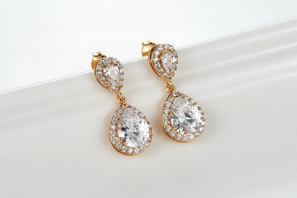 Gold Earrings Designs For Daily Use With Price 21 Wonderful Gold ...