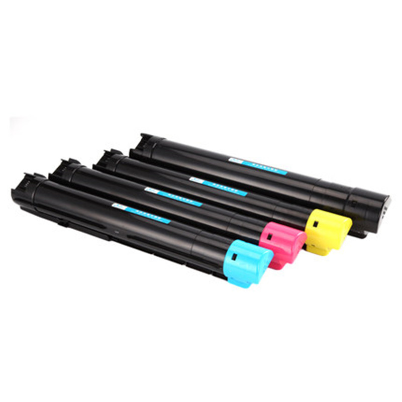 Compatible color toner cartridge 106R01436 106R01437 106R01438 106R01439 for Xerox Phaser 7500 /7500DN/7500DT/7500DX/7500N 106r00861 drum chip for xerox phaser 7500 laser printer toner cartridge 80k