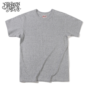 Image 3 - ברונסון צינורי חולצות במשקל כבד קצר שרוול צוות צוואר קיץ גברים של בסיסית טי