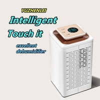 intelligent dehumidifiers timing 24 hours sterilize purify air dryer machine high power moisture absorb household appliances