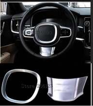 Рамка для рулевого колеса декоративная накладка volvo s90 2018