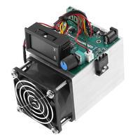 Электронная нагрузка 0-10A 100 Вт DC 12 В разряда батарея ёмкость детектор Тестирование модуль DC Цифровой батарея тестер