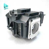 Di alta qualità Per Epson EB-S8 EB-X72 EB-X7 EB-S72 EB-S82 EH-TW450 per ELPLP54 V13H010L54 lampada Del Proiettore della lampadina uhe-200e2-c