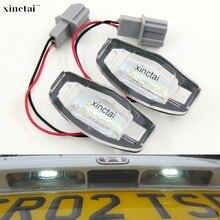 1 par Livre de Erros LED License Plate Luz para Honda Civic 2006-2011 Accord 2008 Pilot Odyssey Acura MDX /RL/TL/TSX/ILX/RD