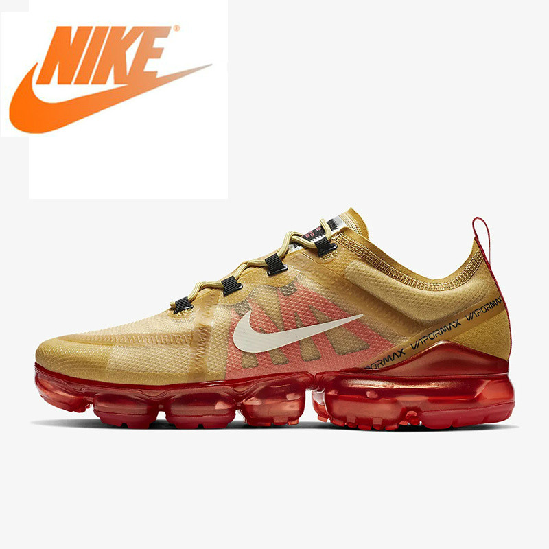 Original Authentic Nike Air VaporMax 2019 Mens Running Shoes Outdoor Sneakers Breathable Athletic Designer New Arrival AR6631Original Authentic Nike Air VaporMax 2019 Mens Running Shoes Outdoor Sneakers Breathable Athletic Designer New Arrival AR6631