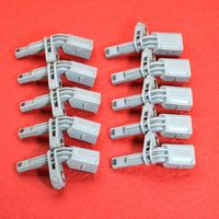 10 Pcs ABS speed sensor For Bewegung Golf Tiguan MK6 Passat CC WHT003857A WHT003856A