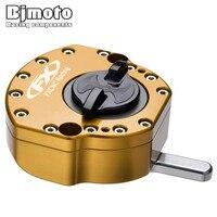 BJMOTO CNC MT07 MT09 R3 R25 Motorcycles Damper Steering StabilizerLinear Reversed Safety Control Z800 Z900 Z1000 GSXR R1 R6 FZ1