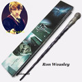 Hot sale Harry Potter Ron Weasley Magic Wand kids boys&girls cosplay magic trick toys with Colour Gift Box Packing