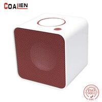 Drahtlose Tragbare Bluetooth Lautsprecher Mini Apple Kleine Cube Multi-funktion TF FM Radio-lautsprecher Freisprecheinrichtung mit Mikrofon Player