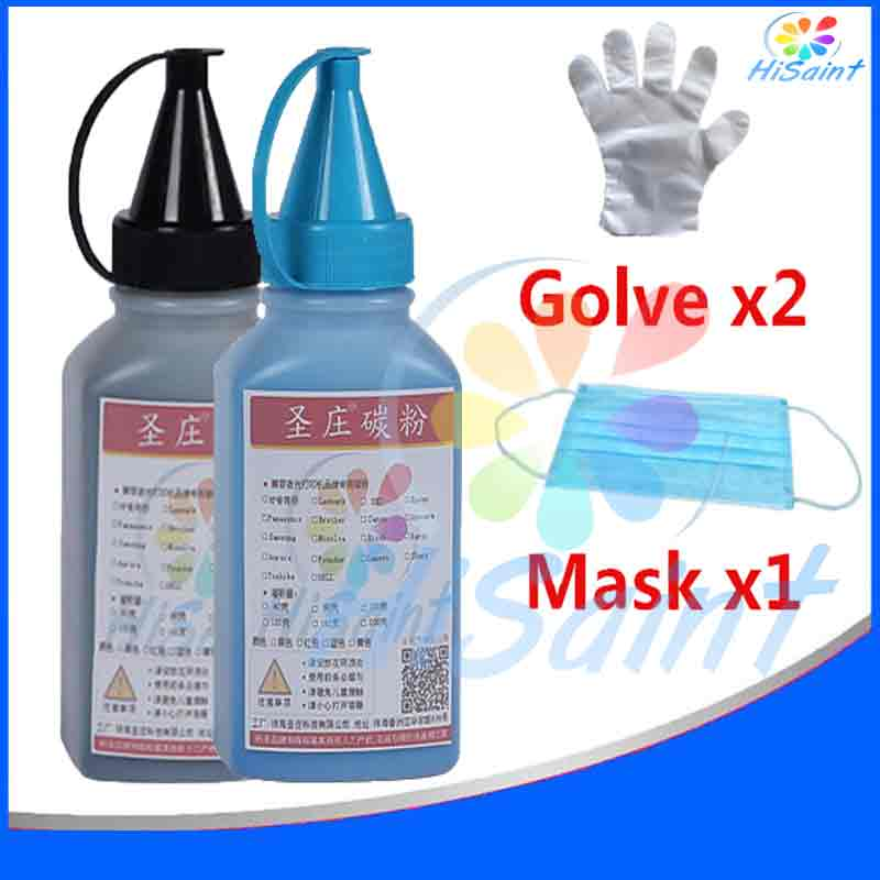 Flash sale1BK+1C Toner Powder For Brother TN315/325/345/375/395 HL-4140CN/DCP-9270CDN Cartridge Panic buying