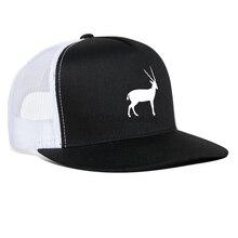 ce16b8166a3 Print Custom Baseball Cap Hip Hop Peaked Cap Blackbuck Africa antelopes -  Trucker Cap(China