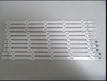 цена на 100%new  for LG backlight KIT 42LN6150-CU 6916L-1509A/1510A/1511A/1512A 1set=10PCS (1PCS=5LED)