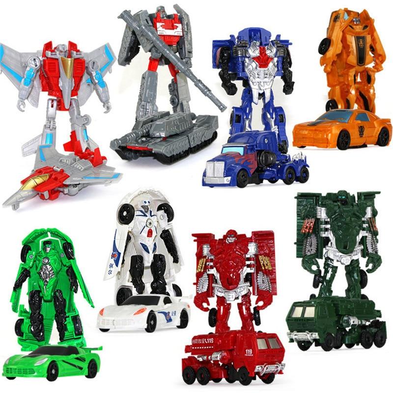Figure 8 Cars For Sale: Transformation Cars Classic Robot 10CM