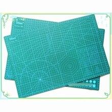 PVC Cutting Mat a3 45*30cm 9 Sea Durable Self Healing Handmade DIY Quilting Accessories Flexible Green Patchwork Board Plotter