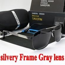 SAREFIN 2017 new Designer glasses polarized driving men male eyewear accessories Sun glasses oculos de sol masculino Sunglasses