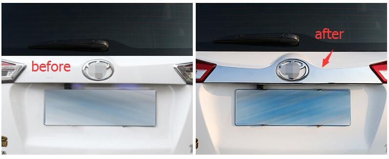Подробнее. Модная Ззадняя крышка багажника для <b>Toyota RAV4</b> ...