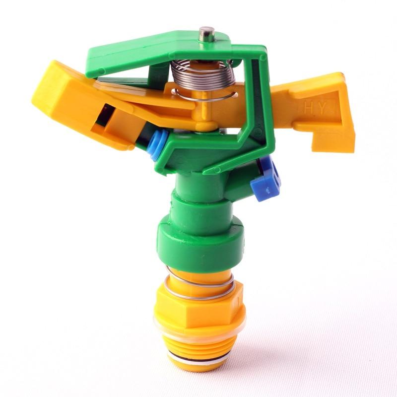 Barvno DN20 G 3/4 '' škropilnik za moške z nitmi Ročice dvojne - Vrtne potrebščine